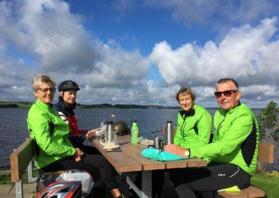 2018 – Cykeltur – September