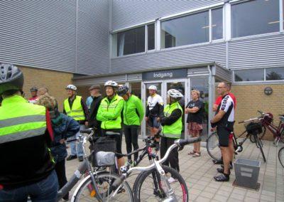 2017 – Cykeltur Byfest Skals