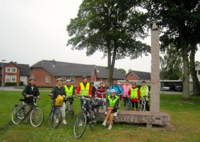 2015 – Cykeltur juli