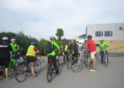 2017 – Cykeltur juni